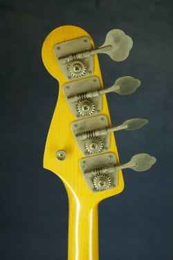 Fender Jazz Bass JB-62 fretless