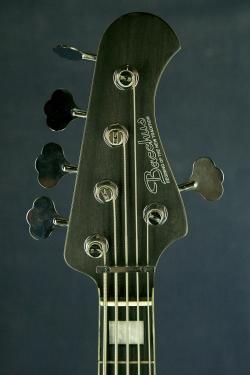 Bacchus Handmade 5-string Bass