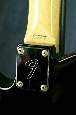 Fender Telecaster TL-72 Black