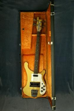 Greco Rickenbacker-style Bass