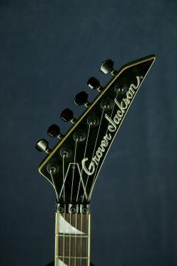 Grover Jackson Soloist Black