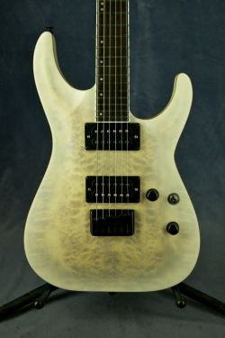 GrassRoots G-HR-55FX See Thru White Satin