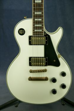 GrassRoots Les Paul Custom White