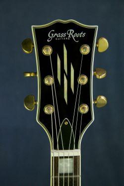 GrassRoots Les Paul Custom White